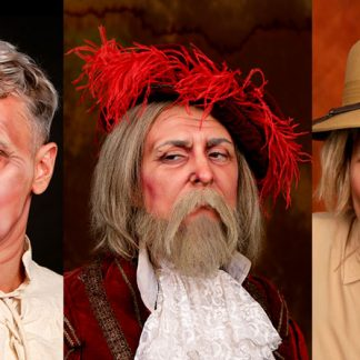 Envejecimiento de teatro